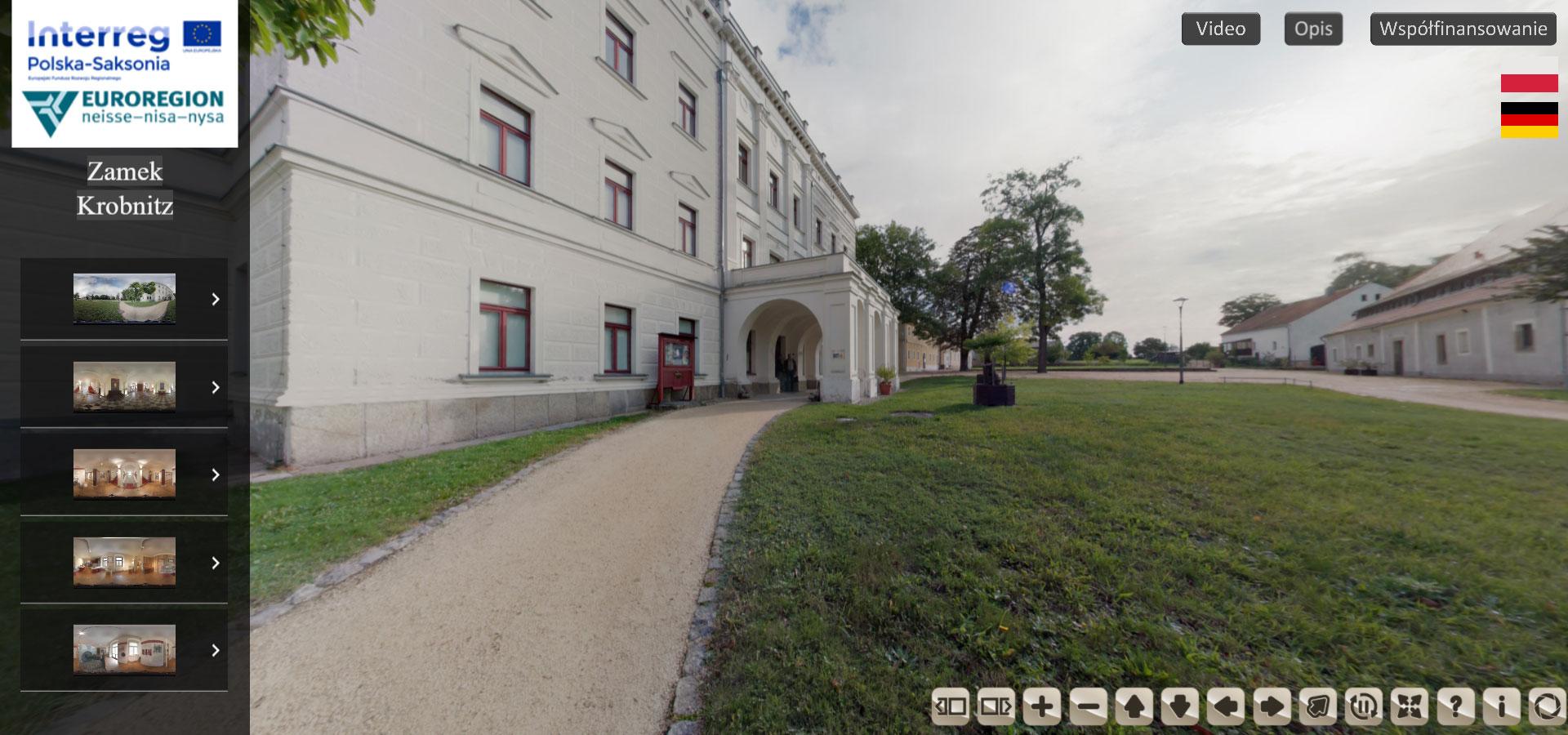 Zamek-Krobintz-link