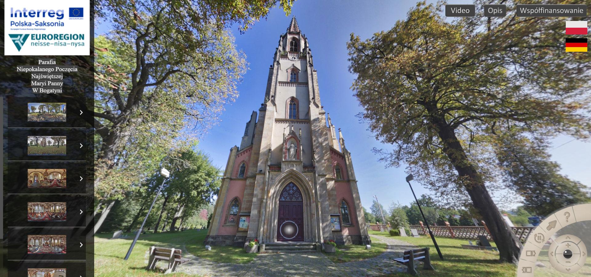 Kościół-w-Bogatyni