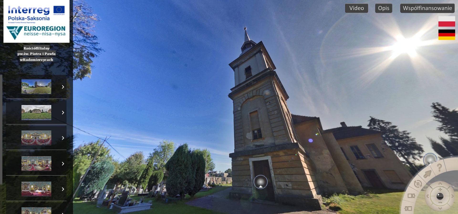 Kościół-w-Radomierzycach