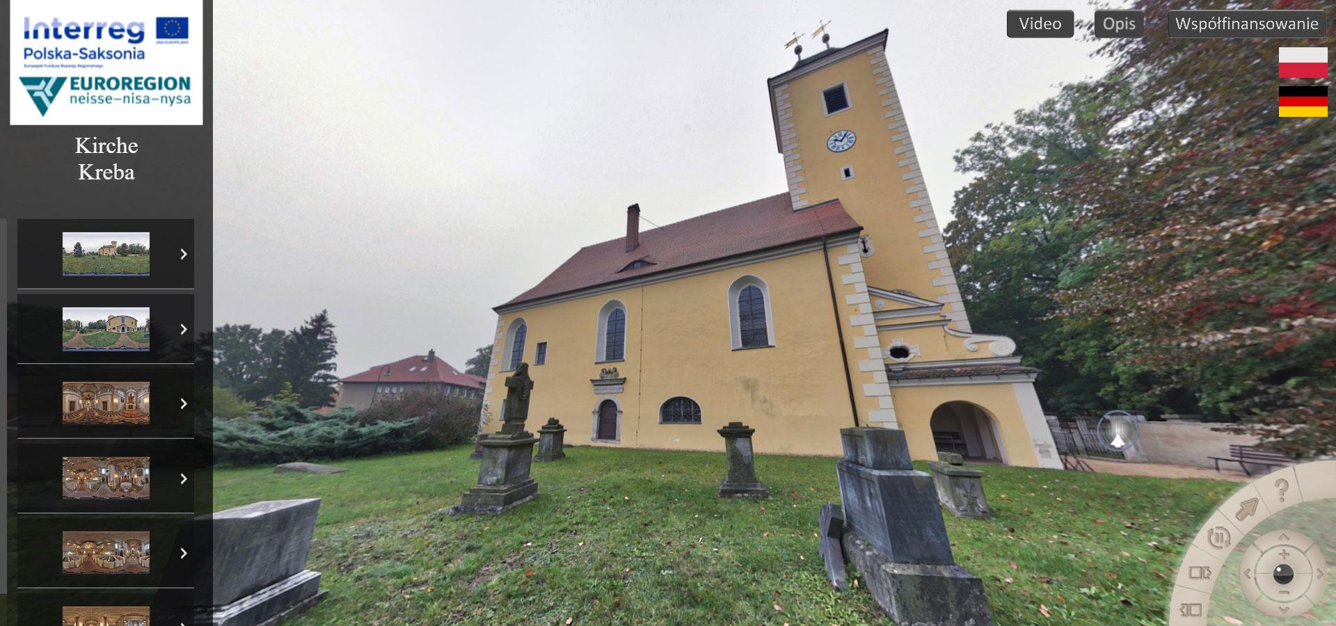 Kościół w Kreba