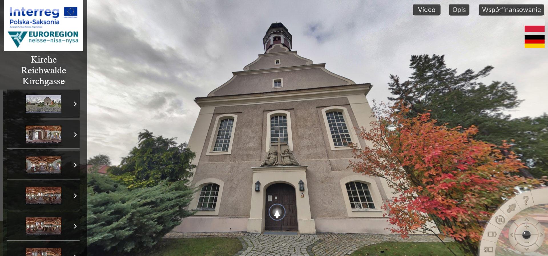 Reichwalde-Kirchgasse